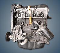 Двигатель Ауди 80