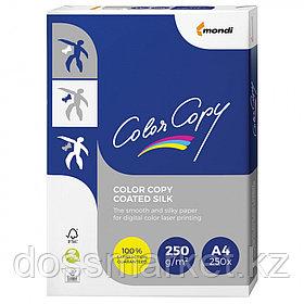 """Бумага """"Color Copy Silk"""" формат А4 210х297 мм, 250 гр/м2, 250 лист/пач, белизна по CIE 161%. 426204"""