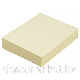 Постики  38х50 мм, 100лист, жёлтый,  3шт в упаковке