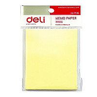 Постики 76х126 мм, 100лист, жёлтый. DELI