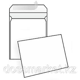 Конверт С3, белый,отрыв.полоса по короткой стор,б/печати 324*458