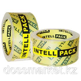 Скотч 70*130м прозрачный  INTELLPACK