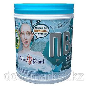 Клей ПВА, Alina Paint Standart, 0,8 кг