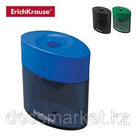 Точилка пластиковая,1 отверстие, ассорти, ERICH KRAUSE