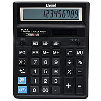Калькулятор бухгалтерский ,12 р., 203*158*31 мм, UNIEL