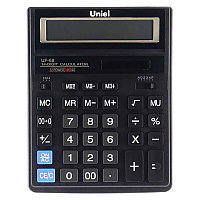 Калькулятор бухгалтерский ,14 р., 203*158*30.5 мм, UNIEL