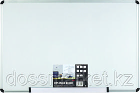 Доска магнитно маркерная, 90*120см, алюминиевая рамка, DELI