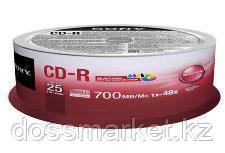 Диск CD-R шпиндель 25шт