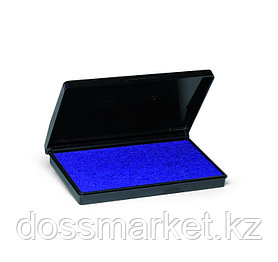 Штемпельная подушка 9х5, синяя