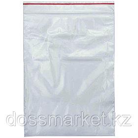 Пакеты с застежкой ЗИП-ЛОК  16*24 см в уп. 50шт