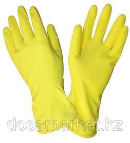 Перчатки резин.