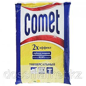 Комет чистящее средство в пакетиках Лимон 350г.