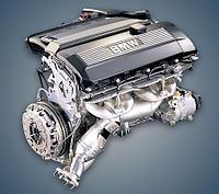 Двигатель БМВ м 52 б20