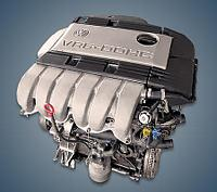 Двигатель фольксваген vr 6