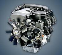 Двигатель мерседес 111 в сборе