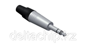 Коннектор Jack 6.3mm stereo PROCAB  VCJ3MX-P