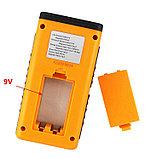 GM3120 тестер напряженности электрического поля до 1999 В/м и магнитного поля до 19,99 мкТл, фото 3