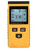 GM3120 тестер напряженности электрического поля до 1999 В/м и магнитного поля до 19,99 мкТл, фото 2