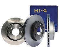 SD1036 HIQ Диск тормозной передний Hyundai Sonata 5, i30, ix20, Tucson JM, Carens, Kia Cee'd, Magentis,