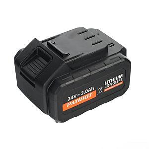 Аккумулятор Patriot BR 241 Li-ion для BR 241Li, BR 241Li-h