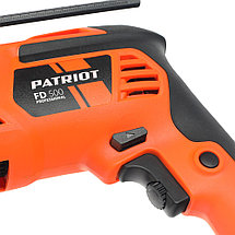Дрель электрическая Patriot FD 500, фото 2