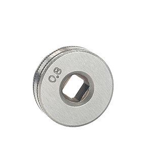 Ролик подачи проволоки 0,8/0,9 мм зубчатый WMA 185ALM, 205ALM