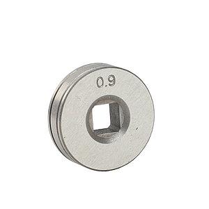 Ролик подачи проволоки 0,8/0,9 мм V-образный для WMA 185ALM, 205ALM