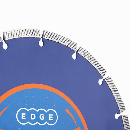 Диск EDGE by PATRIOT алмазный сегментный 180х22,23 Универсальный, фото 2