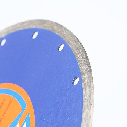 Диск EDGE by PATRIOT алмазный сплошной 125х22,23 универсальный, фото 2