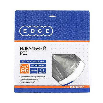 Диск EDGE by PATRIOT пильный по алюминию 305x96x30/25,4, фото 2