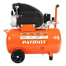 Компрессор поршневой масляный Patriot LRM 50-240C, фото 2