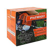 Триммер бензиновый Patriot PT 4555ES Country (неразборная штанга), фото 2