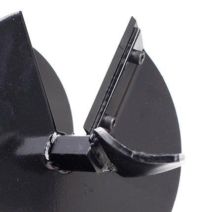 Шнек для мотобура Patriot с амортизатором 200 мм, фото 2