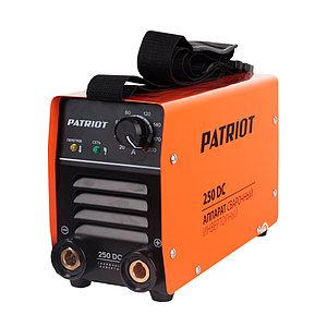 Аппарат сварочный инверторный Patriot 250DC MMA