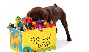 Игрушки для животных