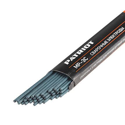 Электроды сварочные Patriot МР-3С диам. 2,5мм, фото 2
