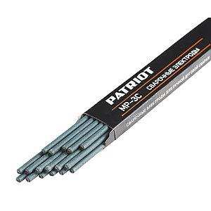 Электроды сварочные Patriot МР-3С диам. 4,0мм