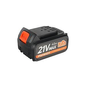 Аккумулятор Patriot BR 21V(Max) Li-ion 4,0Ah PRO UES