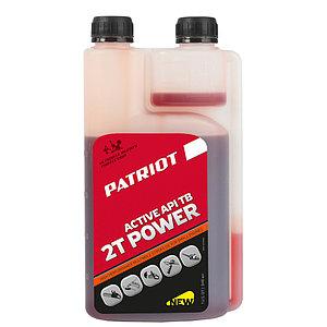 Масло 2-х тактное минеральное Patriot POWER ACTIVE 0,946 л