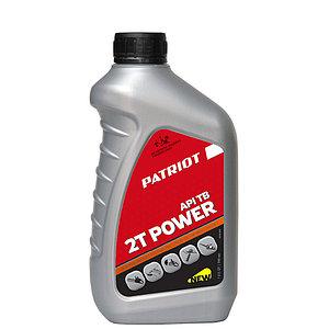 Масло 2-х тактное минеральное Patriot POWER ACTIVE