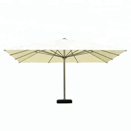 Сборка зонтов с центральной стойкой (4х4, 5х5)