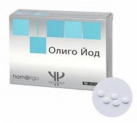 Олиго Йод, Здоровье щитовидной железы (90 таблеток)