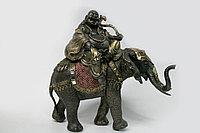 """Статуэтка """"Будда на Слоне"""" 45 см"""