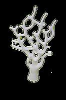 """Статуэтка """"Дерево желаний"""" Белое 60 см"""