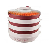 Сушилка для овощей и фруктов Vitek VT- 5056 White-Red
