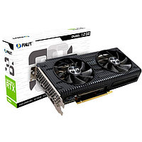 Видеокарта Palit RTX 3060 DUAL 12GB 192bit/G6 (HDMI+3DP)(NE63060019K9-190AD)