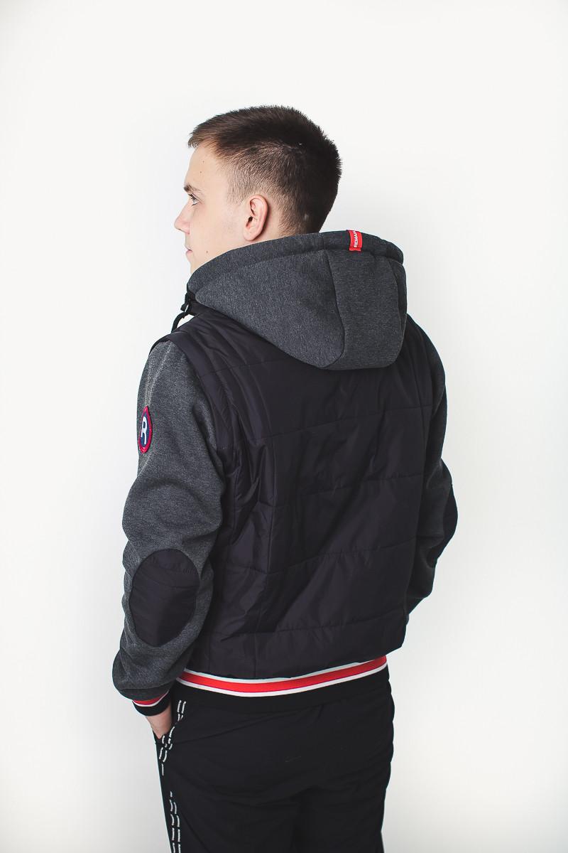 Весенняя мужская куртка - фото 2