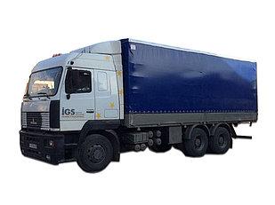 Тент на МАЗ 6303 (МАЗ 630168)