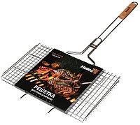 Решетка для барбекю ТОНАР HELIOS HS-RB GW224P (35x26см) R85462