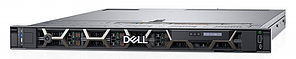 Сервер Dell/R640 8SFF/1/Xeon Silver/4208/2,1 GHz/32 Gb/H730P, 2Gb, Minicard/0,1,5,6,10,50,60/2/1200 Gb/SAS 2.5